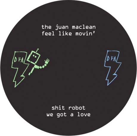 "The Juan MacLean ""Feel Like Movin'"""