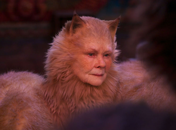 Dame Judi Dench Says Her 'Cats' Character Is Trans
