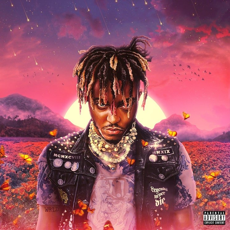 Stream Juice WRLD's New Album 'Legends Never Die'