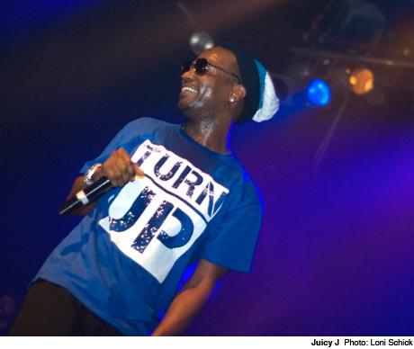 The Smokers Club Tour featuring Juicy J, Smoke DZA, Joey Badass Phoenix Concert Theatre, Toronto ON July 15