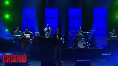 "Juicy J ""Bounce It"" (live on 'Arsenio')"