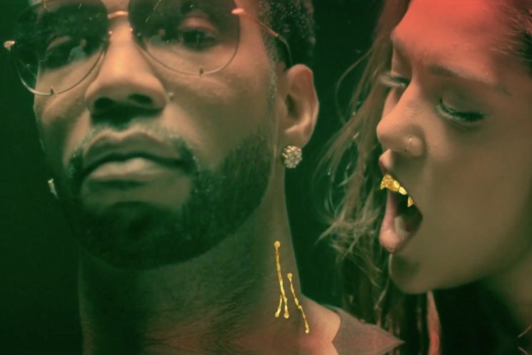 Juicy J 'For Everybody' (ft. Wiz Khalifa & Rock City) (video)
