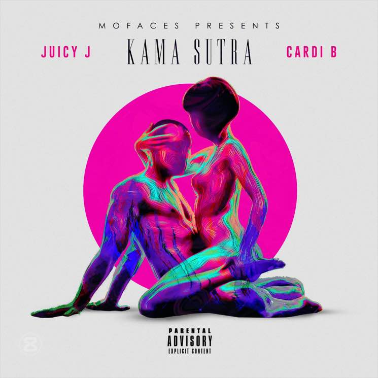 Juicy J and Cardi B Hook Up on 'Kamasutra'