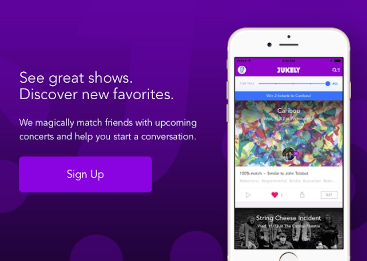 "Toronto Gets ""Netflix of Live Music"" Concert App"