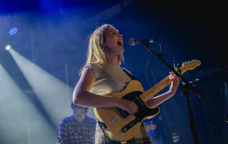 ​Julia Jacklin / Black Belt Eagle Scout Mod Club, Toronto ON, April 28