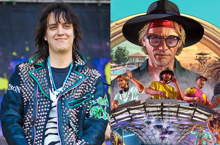 Julian Casablancas Is Getting His Own 'Grand Theft Auto' Radio Station
