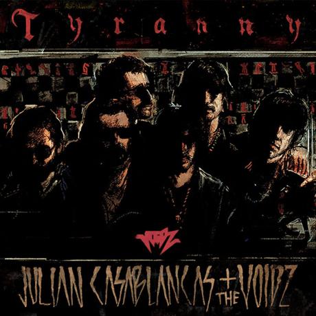 Julian Casablancas + the Voidz 'Where No Eagles Fly'