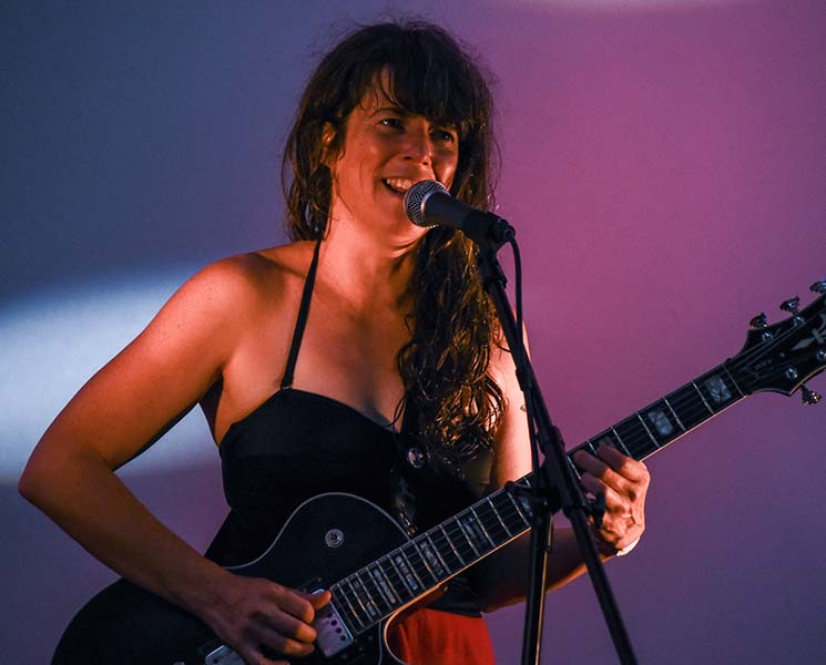 Julie Doiron Sappyfest, Sackville NB, August 4