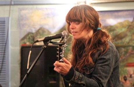 """Julie Doiron performs """"Dark Horse"""" (BOFF)"""