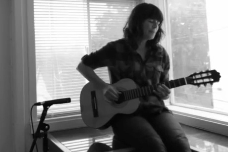 Julie Doiron Performs 'Cars & Trucks' on Exclaim! TV