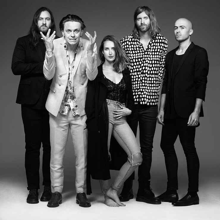 July Talk Take 'Touch' on Canada/U.S. Tour