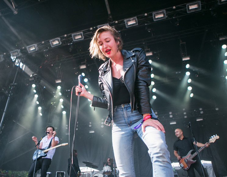 July Talk WayBright Stage, Oro-Medonte ON, July 26
