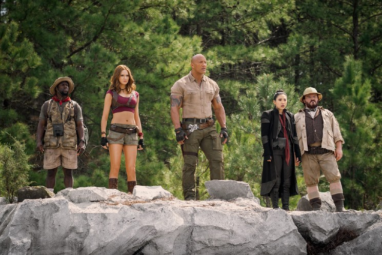 'Jumanji: The Next Level' Sticks with a Formula That Works Directed by Jake Kasdan