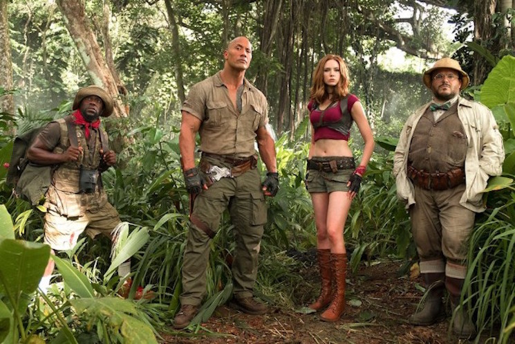 The New 'Jumanji' Is Named After a Guns N' Roses Song and Doesn't Even Feature a Board Game
