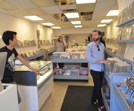 Hangout Handbook Vinyl Destination: Toronto's Must-Shop Record Stores