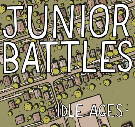 Junior Battles Reveal <i>Idle Ages</i> Album, Get Fucked Up's Damian Abraham and Franz Nicolay to Guest