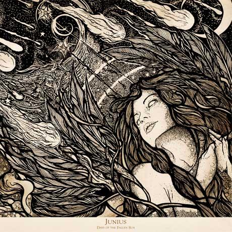 Junius 'Days of the Fallen Sun' (EP stream)
