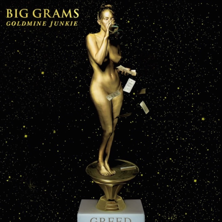 "Big Grams ""Goldmine Junkie"""