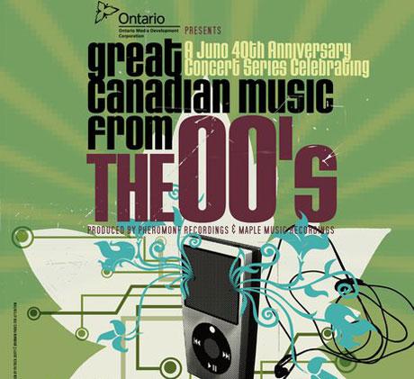 Juno Awards to Celebrate the 2000s with Toronto Tribute Night