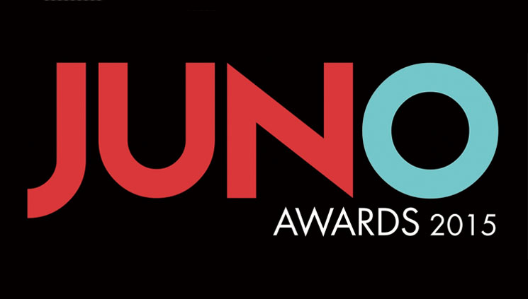 2015 Juno Nominees Announced
