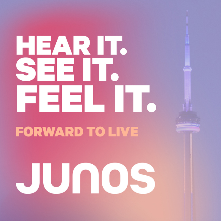 The Juno Awards Return to Toronto in 2022