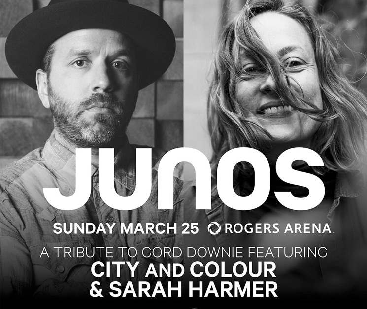 ​Dallas Green and Sarah Harmer Will Pay Tribute to Gord Downie at the Junos