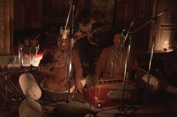 "Shye Ben Tzur, Jonny Greenwood & the Rajasthan Express ""Hu"" (video)"