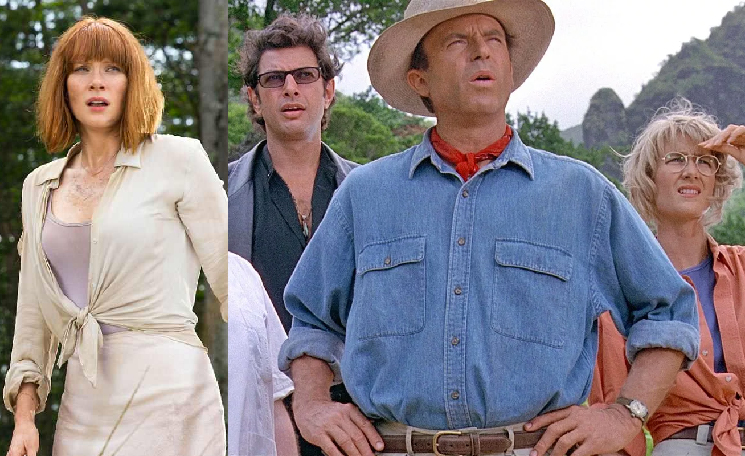 Bryce Dallas Howard Suggests the 'Jurassic Park' Cast Will Appear in 'Jurassic World 3'