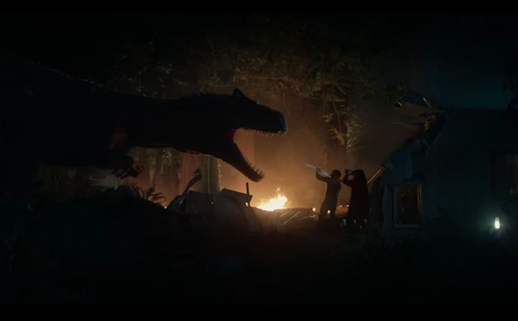 Watch a New Short Film Set in the 'Jurassic World' Universe