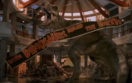 Jurassic Park 3D Steven Spielberg