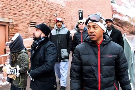 Jurassic 5 'The Way We Do It' (video)