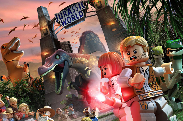 LEGO: Jurassic World Multiplatform