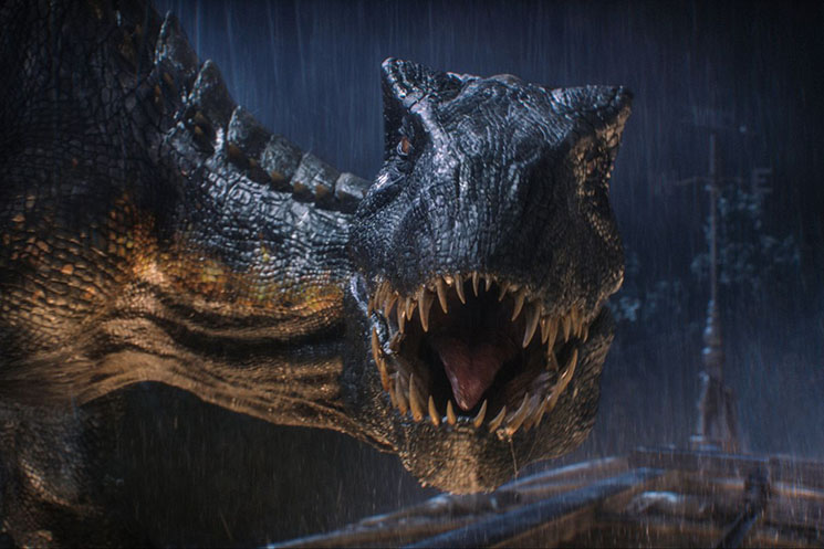 Jurassic World: Fallen Kingdom Directed by J.A. Bayona