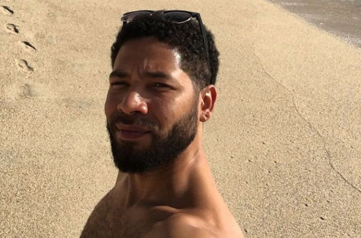 'Empire' Star Jussie Smollett Hospitalized After Suspected Hate Crime