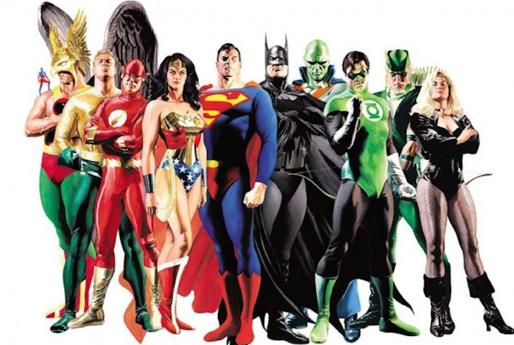 George Miller's Cancelled 'Justice League' Project Explored in New Documentary