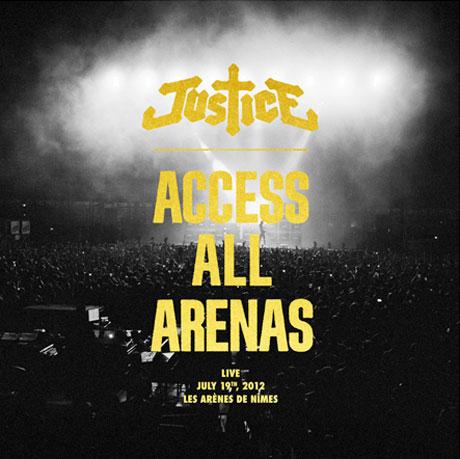 Justice Reveal New Live Album