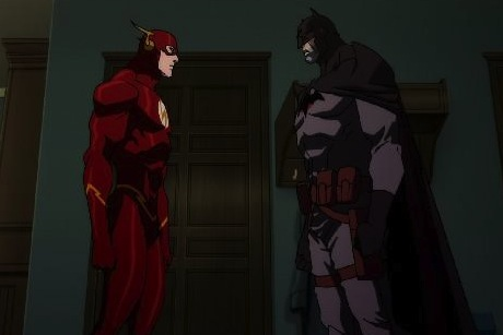 Justice League: The Flashpoint Paradox [Blu-Ray] Jay Oliva