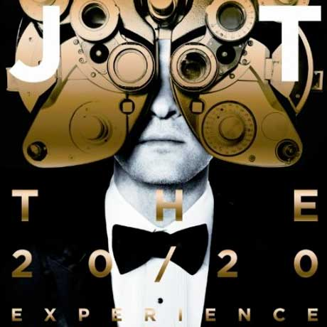 Justin Timberlake 'The 20/20 Experience - 2 of 2' (album stream)