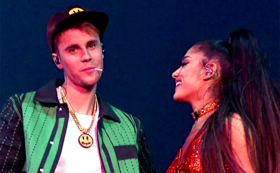 Justin Bieber and Ariana Grande Fire Back over Coachella Lip-Sync Controversy