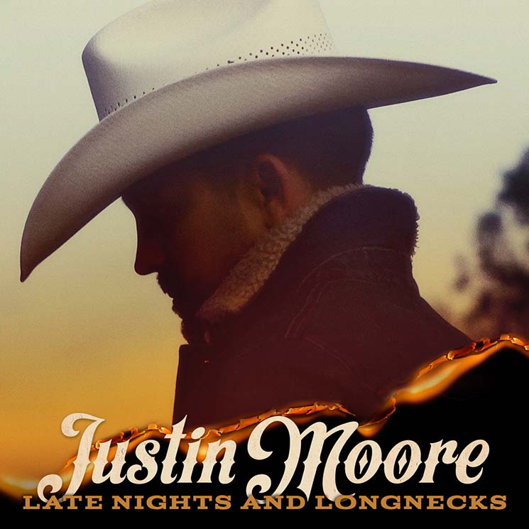 Justin Moore Late Nights and Longnecks