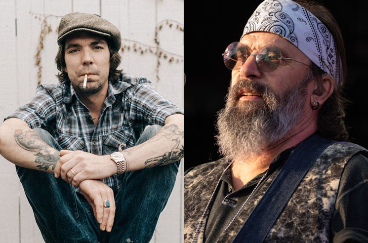 Steve Earle & the Dukes to Release Album of Songs Written by Justin Townes Earle