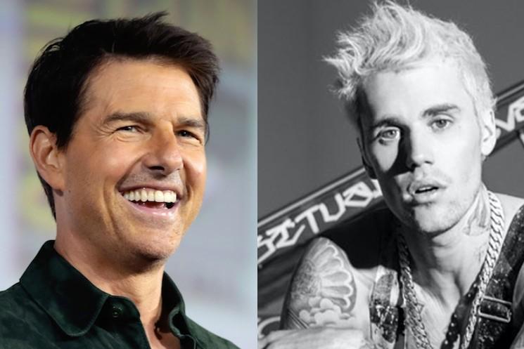 Justin Bieber Tries to Fight Deepfake Tom Cruise
