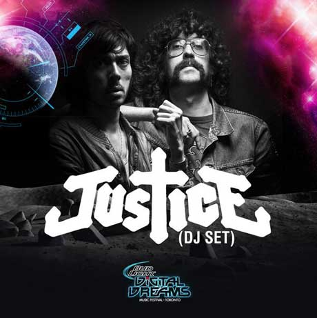 Toronto's Digital Dreams Festival Begins Rolling Out Lineup with Justice and Tiësto