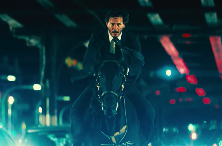 Here's Your First Look at 'John Wick: Chapter 3'