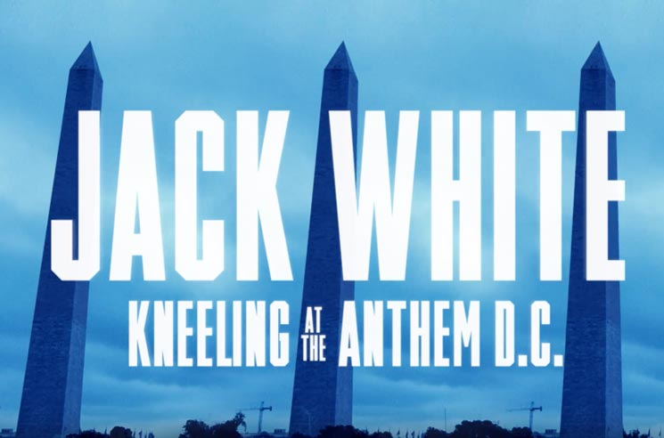 Jack White Readies 'Kneeling at the Anthem D.C.' Concert Film