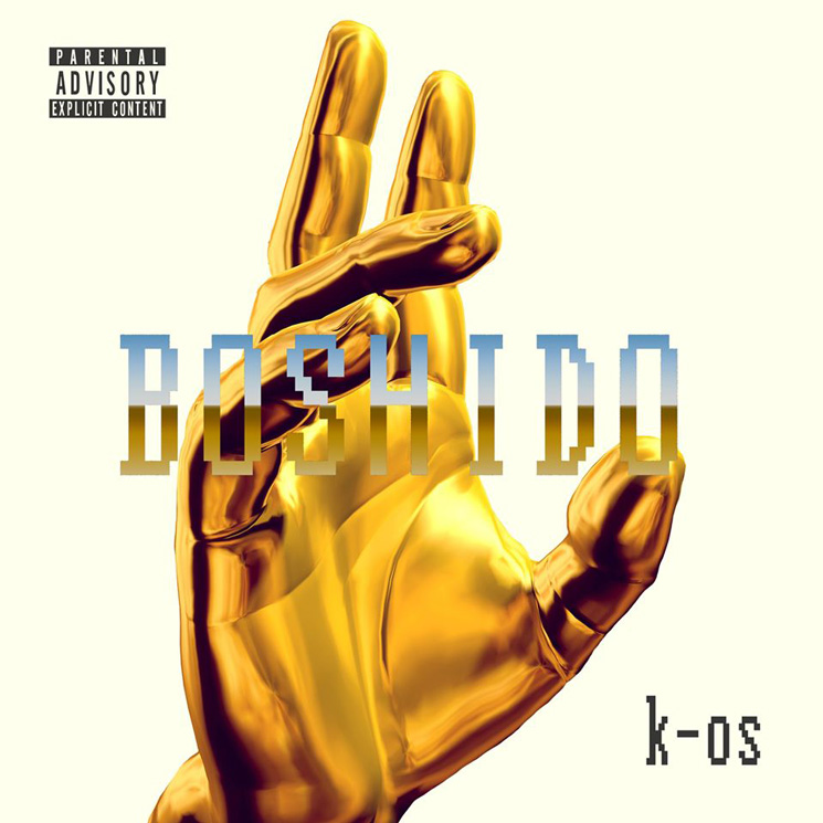 k-os's Rhymes Pair Expertly with Kaytranada's Beats on 'Boshido' EP