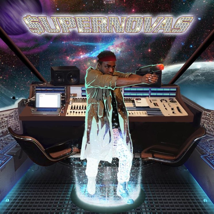 k-os Gets MSTRKRFT for New Single 'SUPERNOVAS'