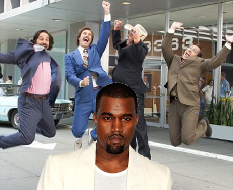 Kanye West to Appear in 'Anchorman' Sequel