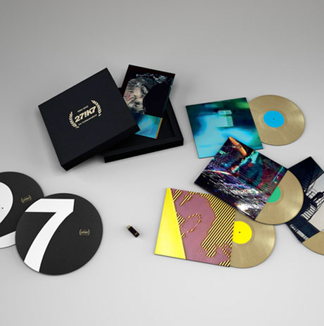 !K7 Gets Hercules and Love Affair, Apparat, Will Saul for Anniversary Box Set