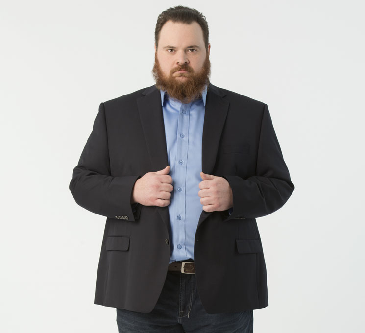 K. Trevor Wilson's Deadpan Delivery of Some Gross Truths Delights Just for Laughs Just for Laughs, Montreal QC, July 22